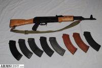 For Sale: 7.62x39mm Century Arms RAS47 AK-47 Rifle w/ magazines