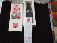 1993 Coca Cola Hot August nights collectible Bottle