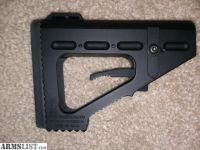 For Sale: Ace HMR Aluminum 6 position stock