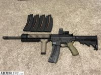 For Sale: Smith and Wesson M&P AR-15/22 with reflex sight and extra magazines
