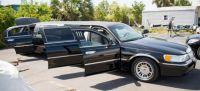 2001 Lincoln Town Car 4dr Sdn Executive
