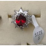 Size 5 Fragrant Jewels Ring