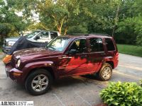 For Sale/Trade: 2005 Jeep Liberty