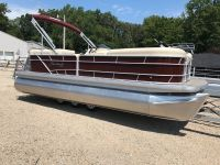 2018 Sweetwater SW2286SB TriToon Pontoons Boats Coloma, MI