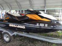 2012 Sea-Doo GTR 215 215