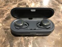 Samsung Gear IconX Wireless Earbuds with Built-In Activity Tracking
