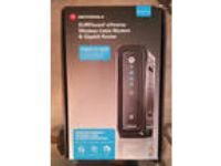 motorola surfboard DOC 3.0 sbg6580 Wireless cable modem