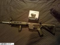 For Sale: AR 15 with Vortex red dot