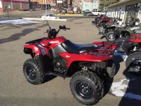 2013 Suzuki KingQuad 500AXi Power Steering 30th Anniversary Edition Utility ATVs Butte, MT