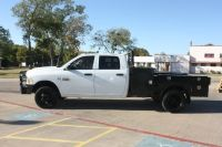 2011 RAM 3500 4WD Crew Cab Flatbed Dually Diesel 6-Speed Manual