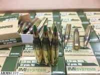 For Sale: IMI 62 gr M855 green tip