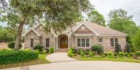 Move-In Ready Home with Screened Porch on Timbercreek Golf Course, Spanish Fort!