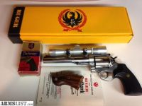 For Sale: RUGER REDHAWK