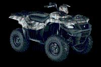 2016 Suzuki KingQuad 500AXi Power Steering Camo Utility ATVs Trevose, PA