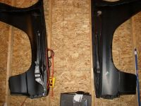 Find 1971, 1972 Chevelle NOS fenders & OEM 1970, GM Original Parts! motorcycle in Grand Blanc, Michigan, United States, for US $2,877.00