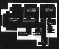 $9180 2 apartment in Cambridge