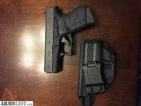 For Sale: Glock 43 w/ holster