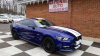 2015 Ford Mustang 2dr Fastback GT Premium (Deep Impact Blue Metallic)