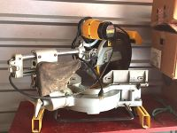 "SAW 12"" COMPOUND SLIDING MITER SAW WITH ..."
