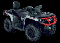 2018 Can-Am Outlander MAX XT 850 Utility ATVs Weedsport, NY