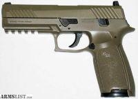 For Sale: Sig P320 BB/Pellet Pistol