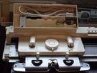 Singer/studio/silver reed/ Sk 840 Electronic KNitting