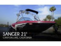 2008 Sanger V215 WAKE SERIES
