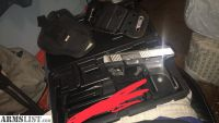 For Trade: Ruger SR9c with accessories