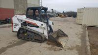 2014 BOBCAT T550 SKID STEERS