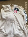 Hollister size M zip up sweater/Jacket