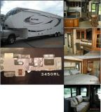 2011 Alpine by Keystone 5th Wheel Luxury Trailer