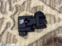 For Sale/Trade: ProMag AR-15 Flip Up Rear A2 Sight PM137
