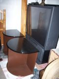 END TABLE SET WITH LAMPS (BED/LIVING- ROOM/DEN) THOMAS-VILLE