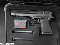 For Sale/Trade: DESERT EAGLE MK I PISTOL