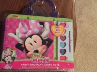 Minnie Paint and Play