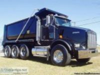 Dump Truck Financing for all Credit Situations