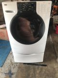 Front loading washer