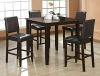 New Table or Pub Table and 4 chairs