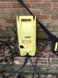 Electric household power washer