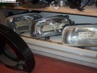 Headlight assys