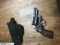 For Trade: Ruger 357 Revolver