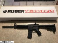 For Sale: Brand new Ruger AR15 rifle