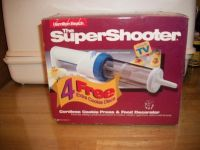#6433 SUPER SHOOTER CORDLESS COOKIE PRESS AND DECO