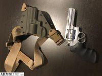 For Sale: GP100 .357 with Kenai AlAskan holster