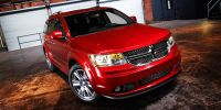 Check Out This Spotless 2012 Dodge Journey with 119,004 Miles