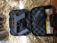 For Sale: Glock 17 Gen 3 9mm