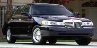 2000 Lincoln Town Car Signature (Black Clearcoat)
