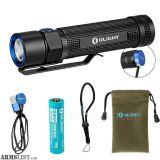 For Sale: Olight S2R Baton 1020 Lumens Magnetic Rechargeable LED Flashlight FL-OL-S2R