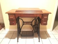 Antique Singer Sewing Machine 1899