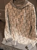 Maurice s Lace overlay Hoody Size 3